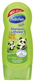 "Pesu- & Dušigeel ""Bamboo Panda"""