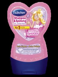 """Printsess Rosalea"" 2 in 1 Šampoon & Palsam"